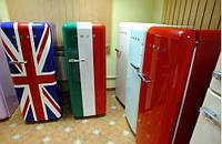 Ретро холодильник SMEG в асортименті, фото 1