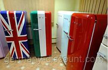 Ретро холодильник SMEG в асортименті