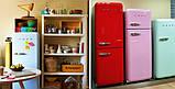 Ретро холодильник SMEG в асортименті, фото 3