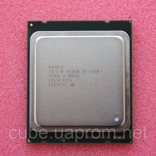 Процессор Intel Xeon E5-2650 Lga 2011 LGA2011