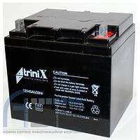 Аккумулятор Trinix АКБ 45 Ач, 12 В