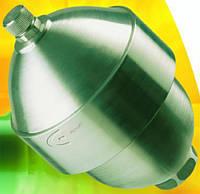 Мембранный гидроаккумулятор 0,5 л-210bar (1/2)
