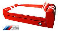 Диван кровать Гранд  БМВ красный