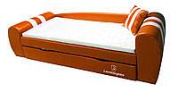 Диван кровать Гранд  ламбо оранж