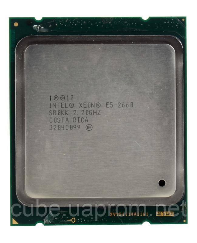 Процесор Intel Xeon E5-2660