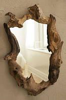 Зеркальные рамы из натурального дерева, ручной работы