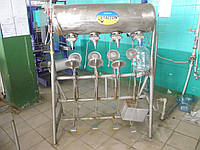 Установка по разливу воды и любых (тихих) жидкостей