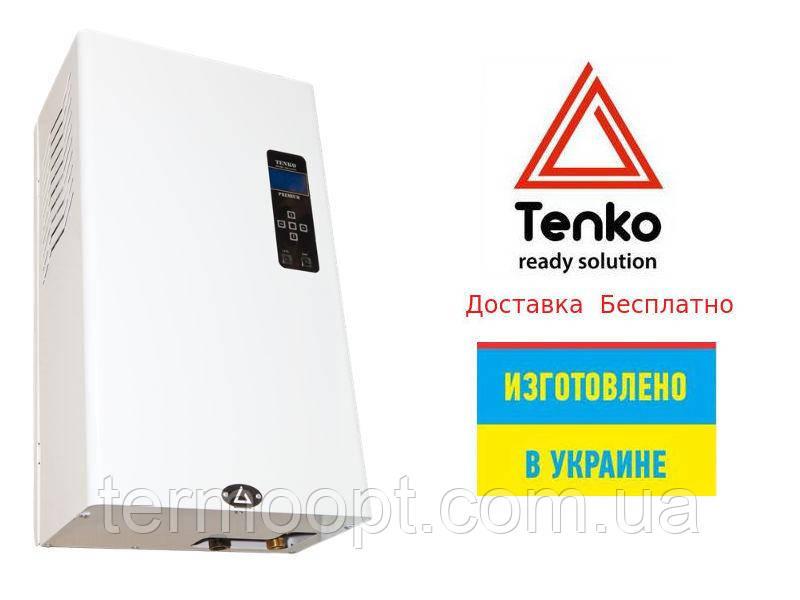 Котел электрический Tenko ПРЕМИУМ+ 21 кВт 380В
