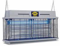 Професиональный влагозащищенный электрический уничтожитель летающих насекомых MO-EL 308А  (850 кв.м.)
