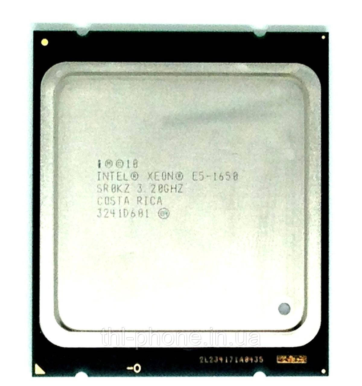Процессор Intel Xeon E5 1650 Lga 2011 LGA2011