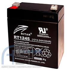 Аккумулятор RITAR RT1245