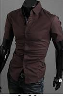 Рубашка с коротким рукавом Говард, фото 1