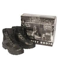 Ботинки MIL-TEC стальной носок