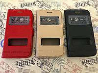 Кожаный чехол книжка Momax для Samsung Ace 3 S7270 / S7272 (3 цвета)