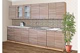 Кухня Диана 2,6 м (ДСП) комплектом и посекционно, фото 2