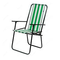 Раскладное кресло *ДАЧНЫЙ* 86,5*51*56,5см VT7081