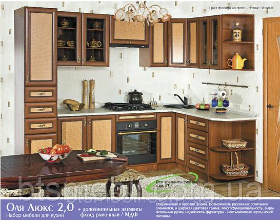Производитель кухонной мебели оля кухня едим дома купить