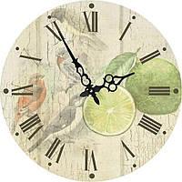 Круглые настенные часы
