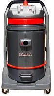 Soteco Koala 423 B - 2-х турбинный пылесос для влажной и сухой уборки на тележке с опрокидыванием