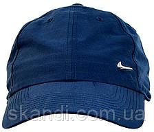Бейсболка  NIKEиH86 LOGO CAP синяя (Оригинал)