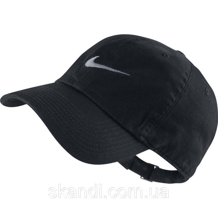 Бейсболка NIKE CAP черный H86