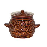 Горшочек для запекания керамика Бык SNT 50227-06