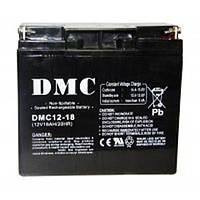 Аккумулятор DMC 12В 17Ач