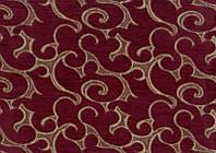 Ткань мебельная обивочная Зодиак вайн