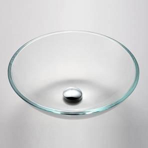 Умывальник стеклянный Kraus GV-100-12mm, фото 2