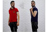"""Поло """" Brioni  """" мужской рубашка футболка"""