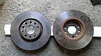 Передние тормозные диски Volkswagen B5 2.5 tdi / Audi A6 C5 / Skoda Superb 2.5Tdi