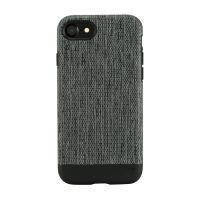 Тканевый чехол Incase Textured Snap Heather Black для iPhone 7