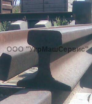 Рельс крановый КР-70 ГОСТ 4121-96