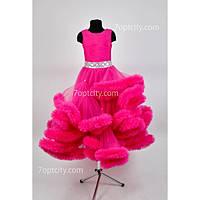 Платье нарядное Облако 6-7 лет Dina-001obl