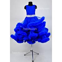 Платье нарядное Облако 6-7 лет Dina-002obl