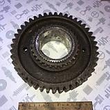 Шестерня КПП ГАЗ 4301 1-передачи вала вторичного 44зуба (4301-1701108), фото 2