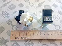 Переключатель подъема-опускания платформы КАМАЗ КРАЗ МАЗ (2 положения 6конт.) (15А) Клавиша (П147-02.15)