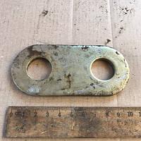 Накладка осей колодок тормоза УРАЛ (55571-3501144) (375-3501144)
