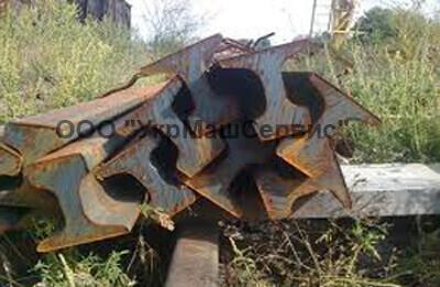 Рельс крановый КР-80  ГОСТ 4121-96