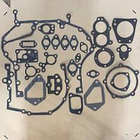 Набор прокладок двигателя КАМАЗ Двиг. 740 (МАЛЫЙ) (МПЦК кожкартон) (GO) (740-1003020 (МПЦК) (GO))