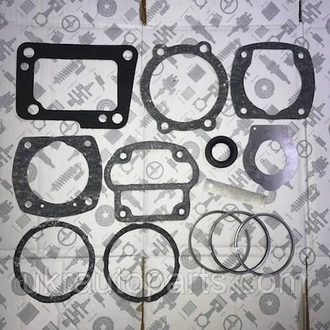 Ремкомплект компрессора ГАЗ 3309 ЗИЛ БЫЧОК ПАЗ Двиг. ММЗ 245 (ПНЕВМО) (13единиц) (GO) (А29.05.000-РК2)