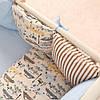 Набор постельного белья для мальчиков Baby Design Premium машинки
