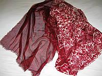 Палантин Valentino тоненькая шерсть 100% можно приобрести на выставках в доме одежды Киев