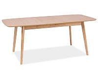 Felicio 150 стол деревянный раскладной на кухню signal