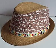 Детская шляпа - ковбойка унисекс