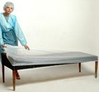 Поліетиленовий чохол на кушетку/масажний стіл 220х80