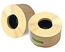 Mobitehnika Термоетикетка для етикеточних принтерыв Т.еко 30*20 1000шт вт. 40мм