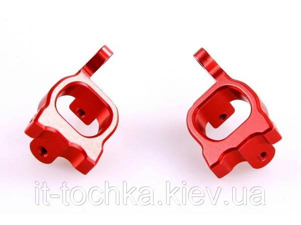 Ступиці передні lc racing 2шт для моделей 1/14 метал (lc-6085)