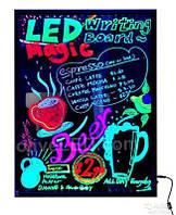 Светодиодная доска Led Fluorescent Board 30*40 см