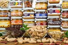 Урбечи, ореховые и шоколадные пасты
